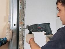 О технологии самостоятельной установки входной пластиковой двери